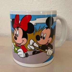 Vintage Mickey and Friends Florida Mug